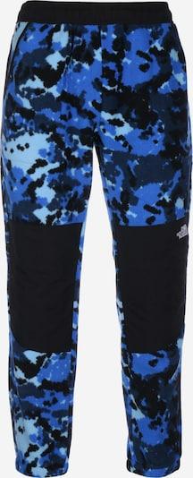THE NORTH FACE Sportbroek ' Denali ' in de kleur Blauw, Productweergave
