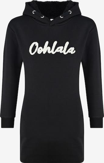 BLUE EFFECT Šaty 'Oohlala' - čierna / biela, Produkt
