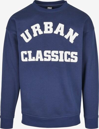 Urban Classics Mikina - námořnická modř / bílá, Produkt