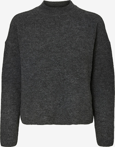 VERO MODA Pullover 'Olina' in dunkelgrau, Produktansicht