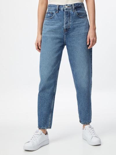 Tommy Jeans Jean en bleu denim, Vue avec modèle