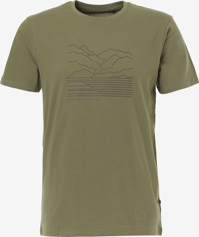 Lakeville Mountain Shirt in khaki / schwarz, Produktansicht