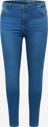 Noisy May Curve Jean 'ALLIE' en bleu denim, Vue avec produit