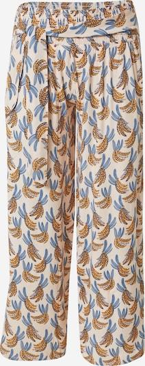ETAM Pyžamové kalhoty 'ADELA' - kouřově modrá / tmavě modrá / zlatě žlutá / pastelově růžová, Produkt