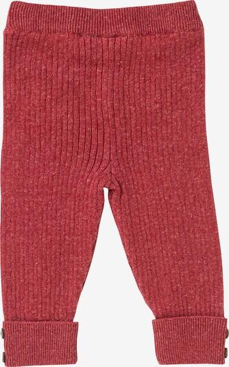 People Wear Organic Leggings in rot, Produktansicht