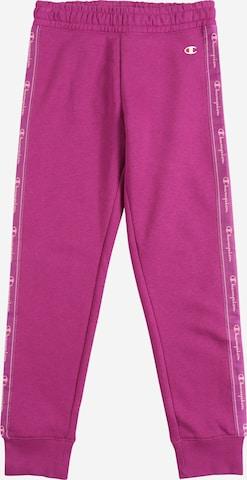 Champion Authentic Athletic Apparel Püksid, värv lilla