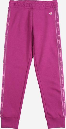 Champion Authentic Athletic Apparel Pantalon en violet / rose, Vue avec produit