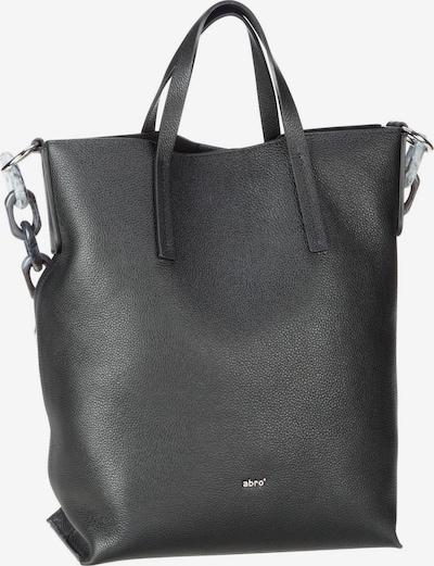 ABRO Handtasche 'Julie' in schwarz, Produktansicht