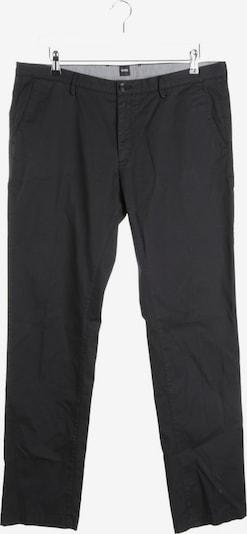 HUGO BOSS Hose in 38 in schwarz, Produktansicht