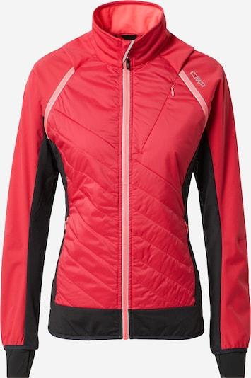 CMP Chaqueta de montaña en rojo / negro / blanco, Vista del producto