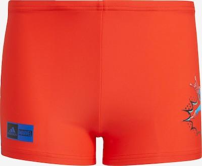 ADIDAS PERFORMANCE Badeshorts 'MARVEL' in rot, Produktansicht