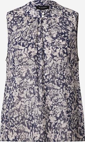 SAND COPENHAGEN Bluse 'Prosi' i blå