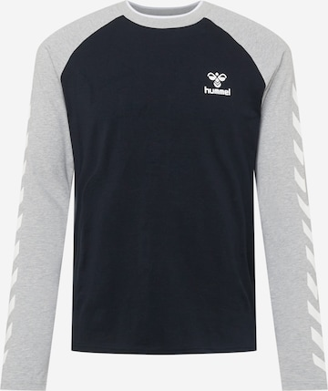melns Hummel Sporta krekls 'Mark'