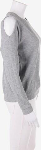 TOM TAILOR DENIM Sweatshirt & Zip-Up Hoodie in XS in Grey