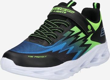 SKECHERS Sneaker 'VORTEX-FLASH ZORENT' i blandingsfarger
