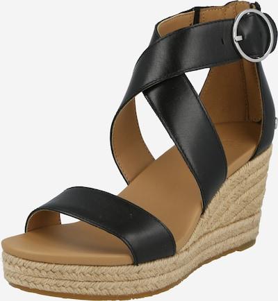 UGG Sandale 'HYLDA' in schwarz, Produktansicht