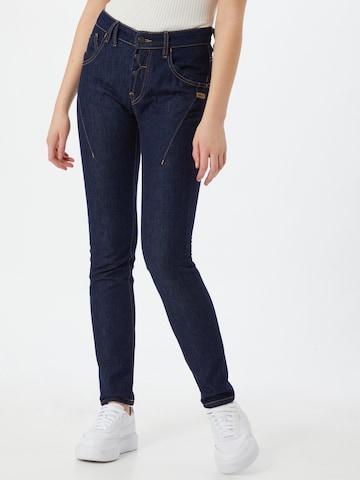 Gang Jeans 'NEW GEORGINA ' in Blau