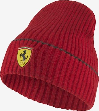 PUMA Sportmuts in de kleur Rood, Productweergave