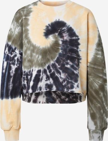 Pepe Jeans Sweatshirt  'ADELE' in Mischfarben