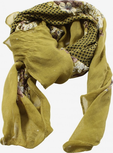 PIECES Scarf & Wrap in One size in Khaki / Black / White, Item view