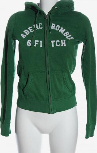 Abercrombie & Fitch Kapuzensweatshirt in S in grün, Produktansicht