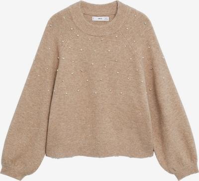MANGO Pullover 'Rainy' in beige, Produktansicht