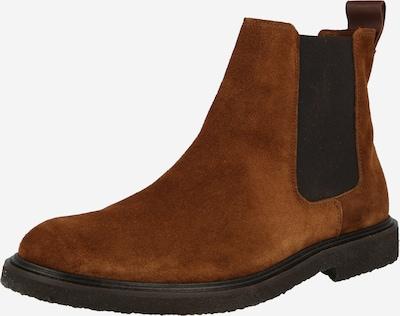 ROYAL REPUBLIQ Chelsea boots 'Alias' i karamell / mörkbrun, Produktvy