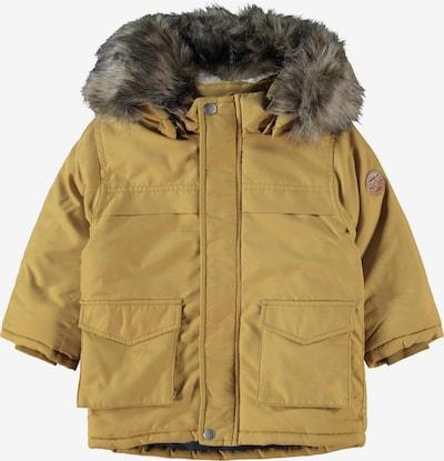 NAME IT Zimska jakna 'Mabe' u smeđa melange, Pregled proizvoda