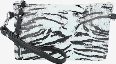 GABOR Pochette en noir / blanc, Vue avec produit