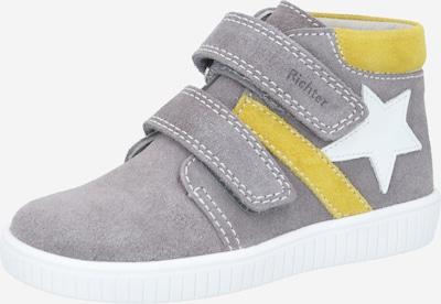 RICHTER Sneaker in grau / schilf / weiß, Produktansicht