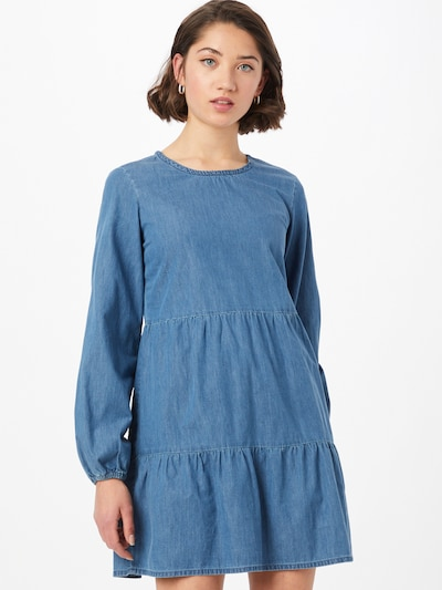 OVS Kleid in blue denim, Modelansicht