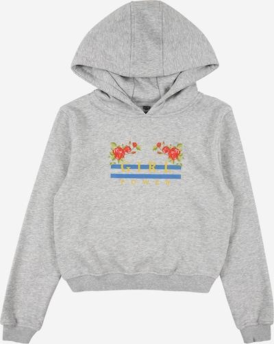 Mister Tee Sweatshirt in blau / grau / rot, Produktansicht