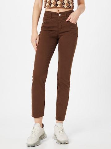 MAC Jeans 'Dream' in Bruin