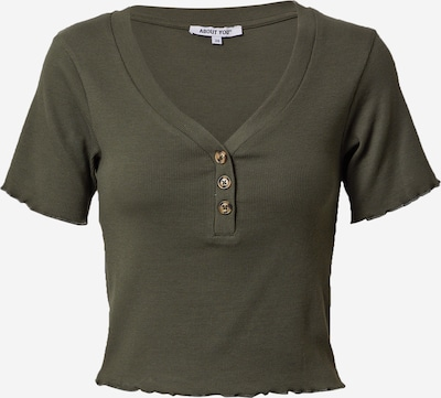 ABOUT YOU Shirt 'Paola' in khaki, Produktansicht