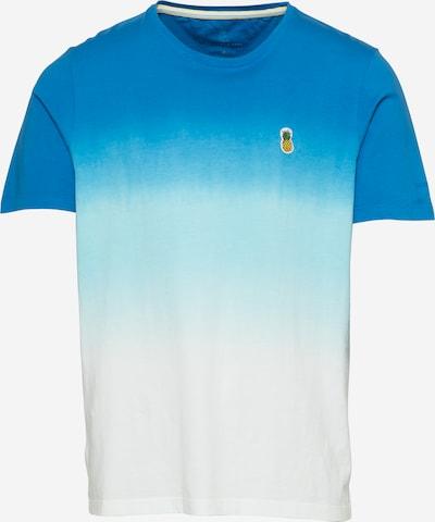 COLOURS & SONS T-Shirt 'FRANK' en bleu / mélange de couleurs, Vue avec produit