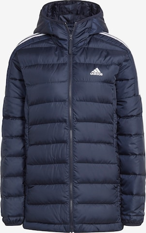 ADIDAS PERFORMANCE Outdoor Jacket 'Essential' in Blue