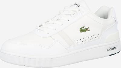 LACOSTE Baskets basses en blanc / blanc cassé, Vue avec produit