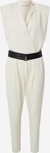 Copenhagen Muse Jumpsuit 'BLIZ-JU-PAD' in creme / schwarz, Produktansicht
