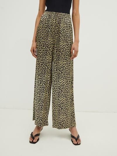 EDITED Pantalon 'Karter' en mélange de couleurs, Vue avec modèle