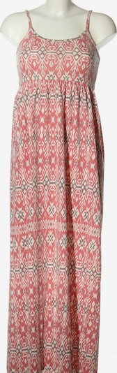 QUIKSILVER Dress in S in Light grey / Red / White, Item view