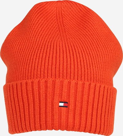 TOMMY HILFIGER Bonnet 'PIMA' en orange, Vue avec produit