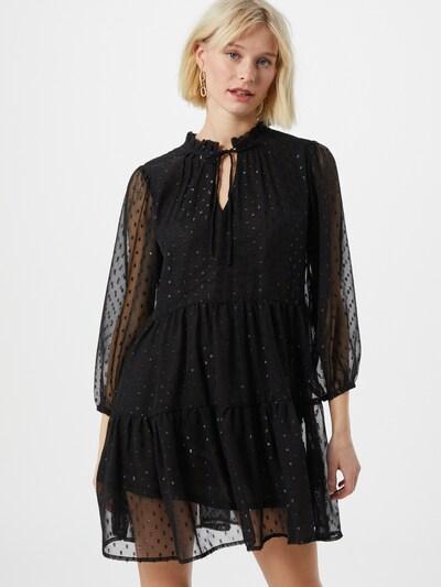 JDY Kleid 'AROA' in schwarz, Modelansicht