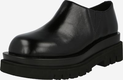 Papuci de casă 'DESTRO' Jeffrey Campbell pe negru, Vizualizare produs