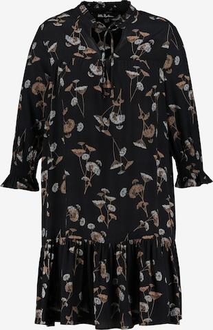 Robe-chemise Ulla Popken en noir