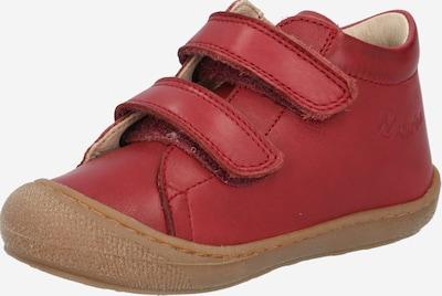 NATURINO Lauflernschuh 'NAPPA SPAZZ.F.DO AMBRA' in rot, Produktansicht