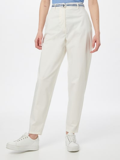 TOMMY HILFIGER Chino trousers in Pearl white, View model