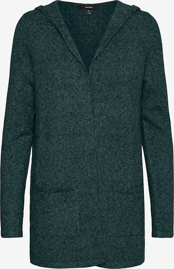 VERO MODA Πλεκτή ζακέτα 'Doffy' σε σκούρο πράσινο, Άποψη προϊόντος