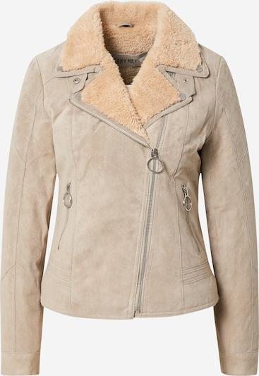 FREAKY NATION Between-Season Jacket in Camel / Peach, Item view