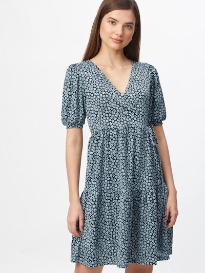 Gina Tricot Kleid 'Tuva' in hellblau / schwarz, Modelansicht