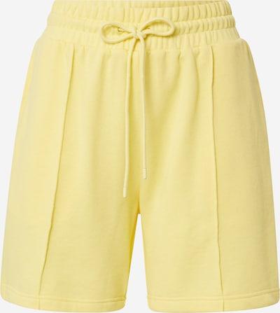 pasztellsárga Hunkemöller Pizsama nadrágok, Termék nézet